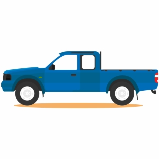 98 ford pickup truck clipart image download Arcade Cast Iron Ford Express Pickup Truck - Vintage Car Toy Png ... image download