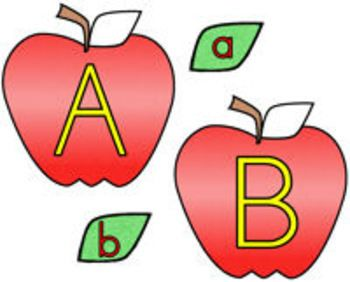 A alphabet letter apple clipart image free 17 Best images about Alphabet on Pinterest | Boom boom, Mondays ... image free