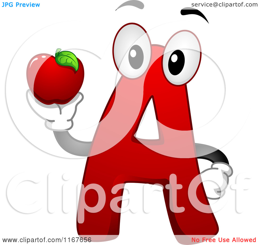 A alphabet letter apple clipart banner royalty free library Letter a apple clipart - ClipartFest banner royalty free library