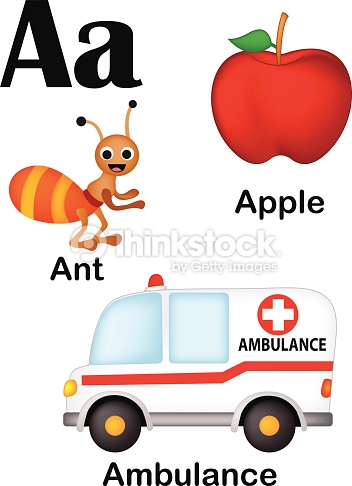 A alphabet letter apple clipart graphic stock Alphabet Letter A Pictures Vector Art | Thinkstock graphic stock