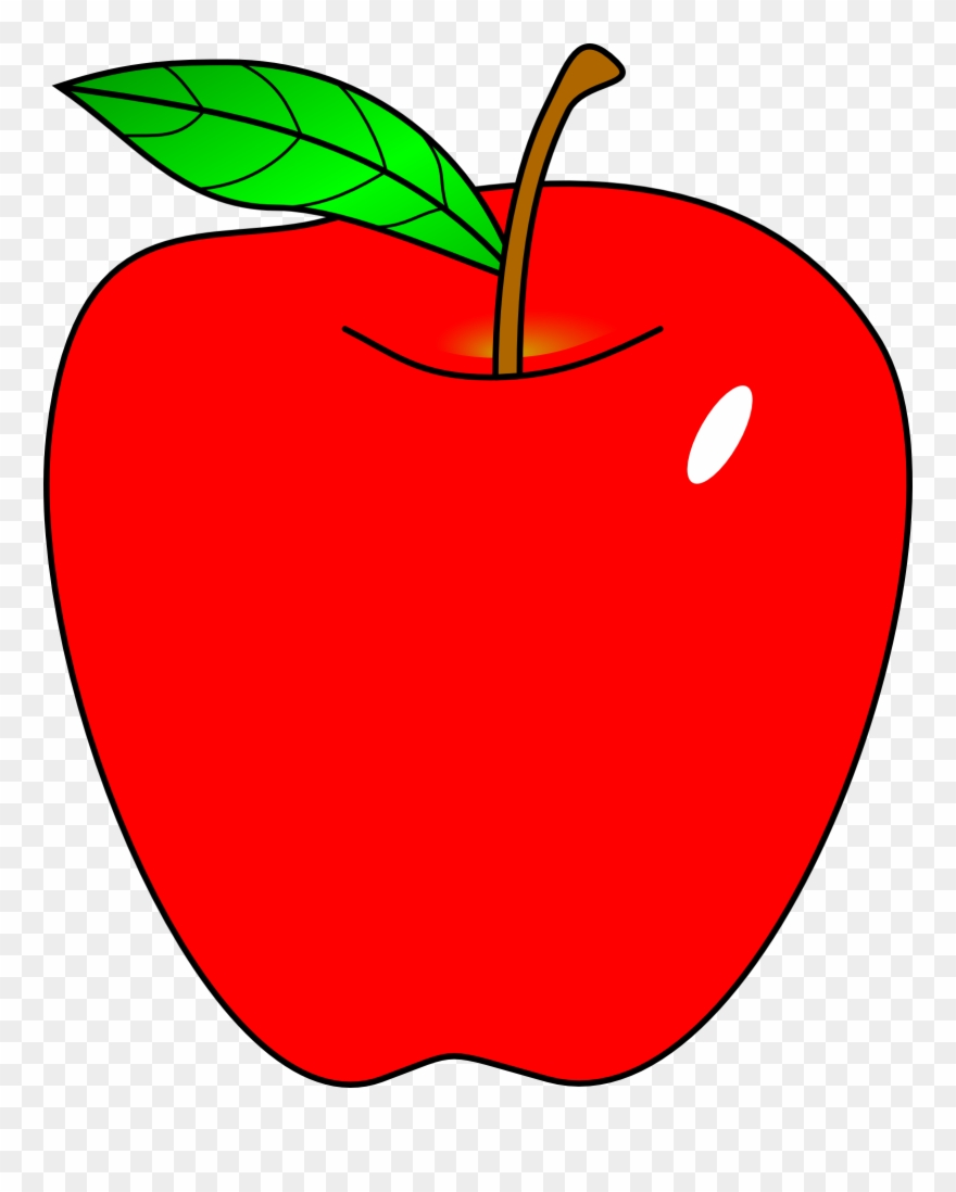 Cipple clipart clip freeuse Clipart Free Stock Apple Clip Red Clipart - Apple Clipart - Png ... clip freeuse