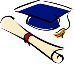 Ba degree clipart png black and white Bachelors degree clipart » Clipart Station png black and white