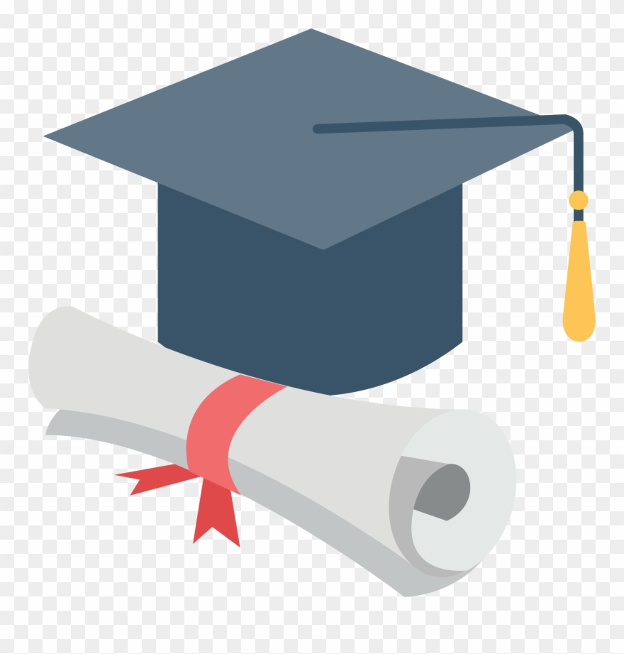Bachelor degree clipart graphic library library Bachelors Degree Ceremony Icon Bachelor Cap And - Education Toga ... graphic library library
