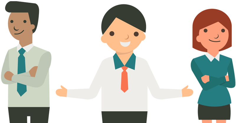 A banker giving an unemployed person money clipart png black and white Cash Loans For Unemployed- Same Day Bad Credit Loans png black and white