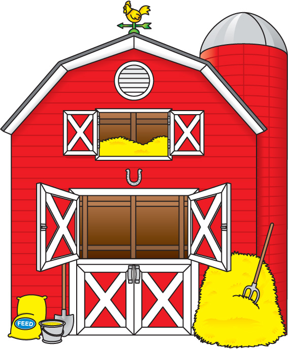 Free Barn Cliparts, Download Free Clip Art, Free Clip Art on Clipart ... image black and white