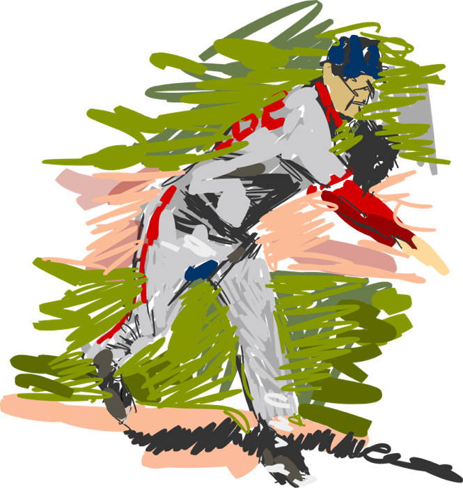 Where can i find silhouette baseball player clipart to use in stop motion banner free library Free Baseball Graphics and Animations banner free library