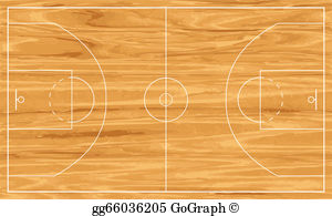 Basketball Court Clip Art - Royalty Free - GoGraph png royalty free