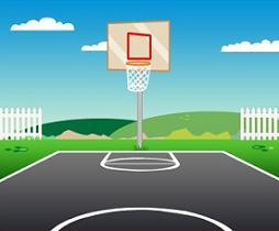 Basketball court clipart 3 » Clipart Portal png free library