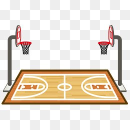 Basketball court clipart png » Clipart Portal image freeuse library