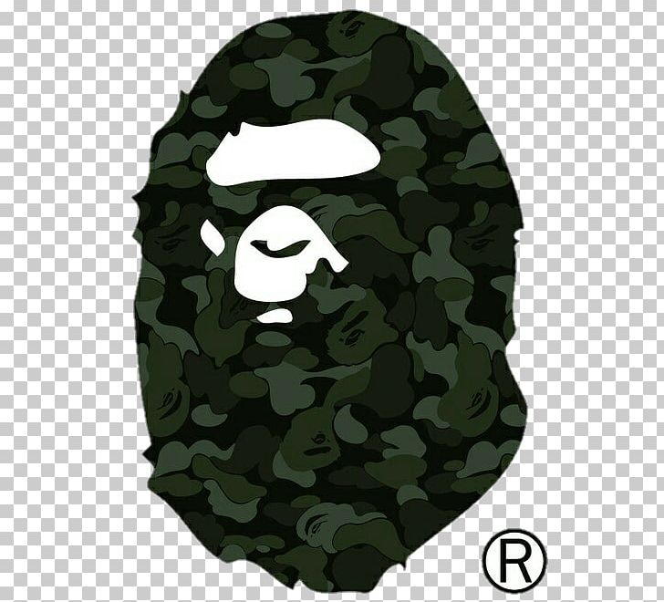 A bathing ape clipart graphic black and white download A Bathing Ape T-shirt Supreme Fashion Streetwear PNG, Clipart, Bape ... graphic black and white download