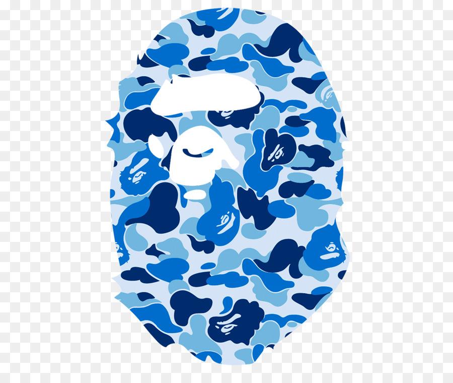A bathing ape clipart banner transparent stock Supreme Cartoon clipart - Tshirt, Shirt, Blue, transparent clip art banner transparent stock