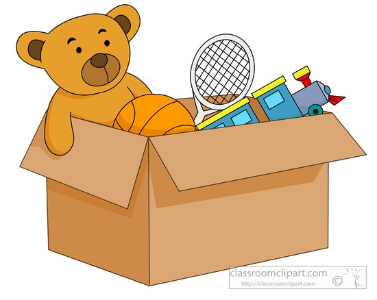 A bear in a box png clipart image royalty free download 97+ Toy Box Clipart | ClipartLook image royalty free download