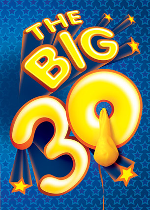 A big 30 clipart jpg free download CWB Chicago: THE BIG 30: Wrigleyville + Boystown Rack Up Record-High ... jpg free download