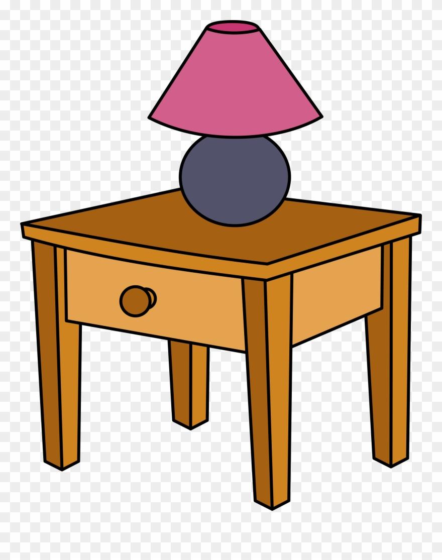 Clipart bedside report png transparent stock Big Image - Bedside Table Clipart - Png Download (#1799388) - PinClipart png transparent stock