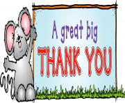 Big thank you clipart image free stock THANK YOU Clipart Free Images image free stock