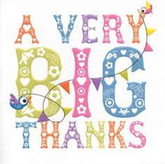 A big thank you clipart png free library 95 Best Thank You Images images in 2019 | Thank you images, Thank ... png free library