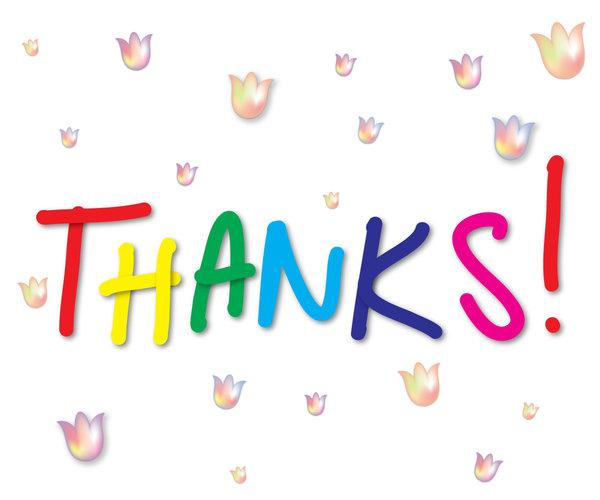 A big thank you clipart png black and white stock Thanks A Big Thank You To All Clipart Free Clip Art Images E6bTTR ... png black and white stock