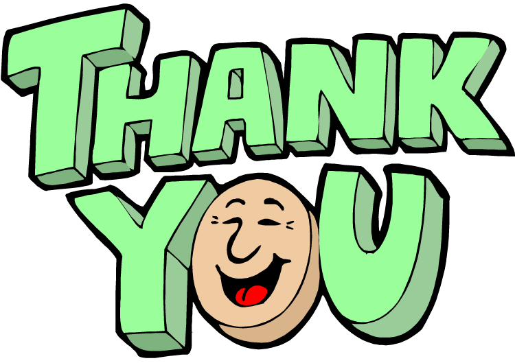 Big thank you clipart graphic library stock Thank You Clip Art | Clipart Panda - Free Clipart Images graphic library stock