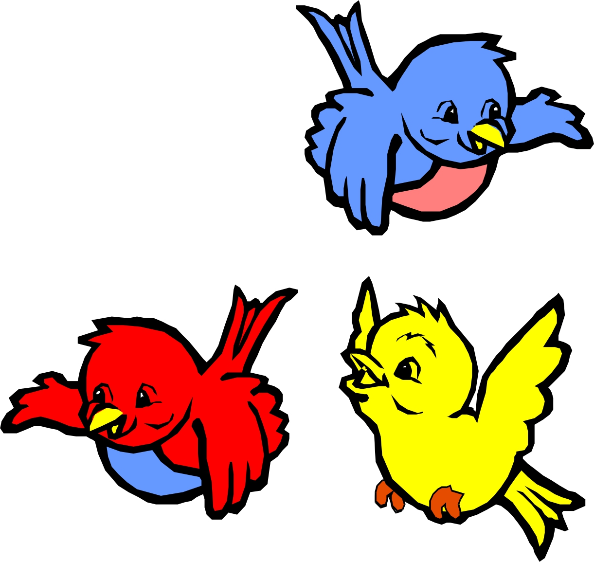 A bird cartoon clipart clipart library stock Free Animated Bird Cliparts, Download Free Clip Art, Free Clip Art ... clipart library stock