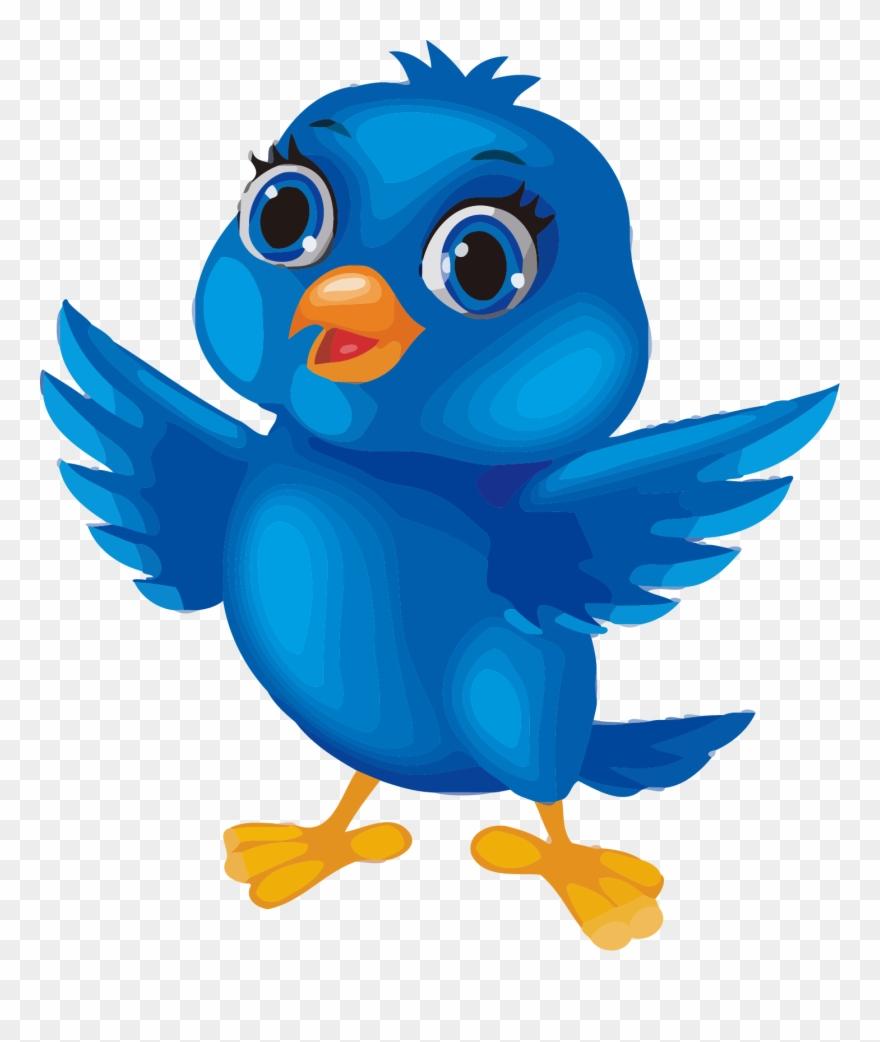 A bird cartoon clipart image transparent download Blue Bird Image Cartoon Clipart Png Clipartly Com Baby - Bird ... image transparent download
