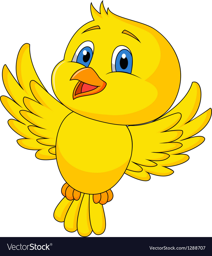 A bird cartoon clipart png library stock Cute bird cartoon flying png library stock