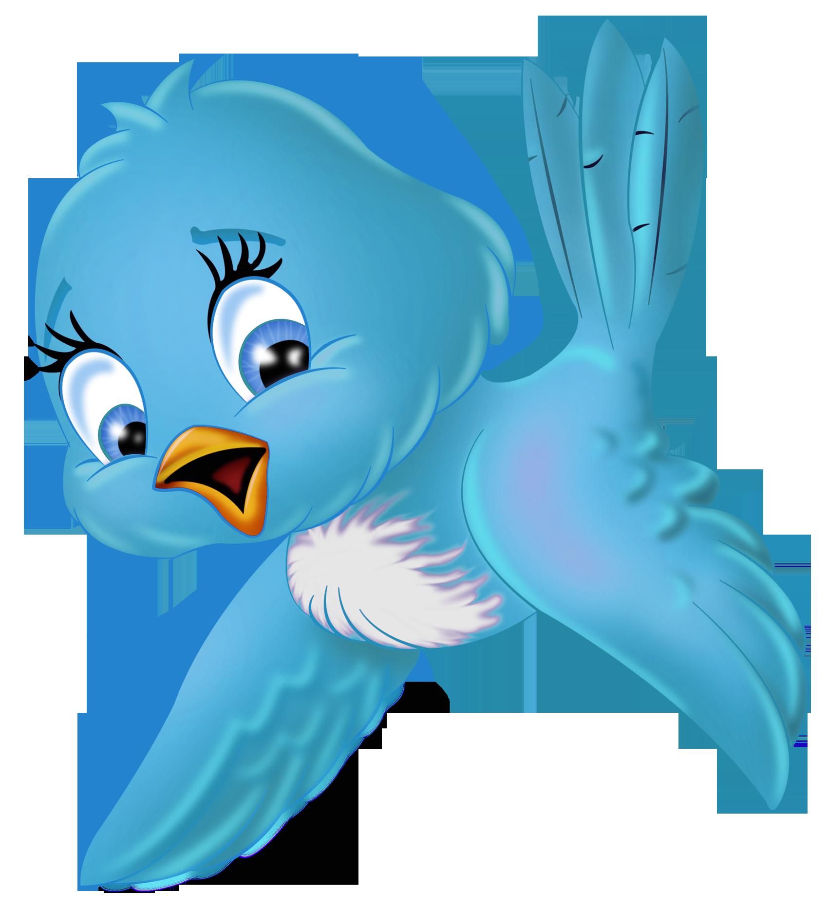 Bcartoon bird clipart svg black and white download Large Blue Bird PNG Cartoon Clipart | Gallery Yopriceville - High ... svg black and white download