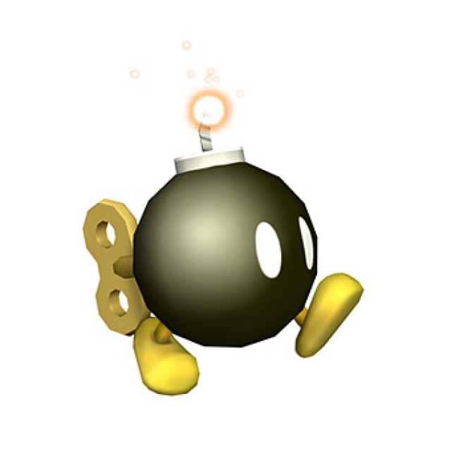 Bob-omb (Object) - Giant Bomb clip art freeuse download