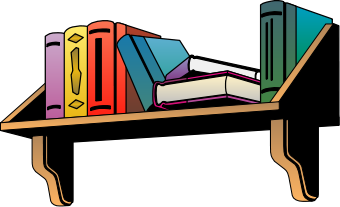 A bookcase clipart jpg royalty free download Free Bookcase Clipart, 1 page of Public Domain Clip Art jpg royalty free download