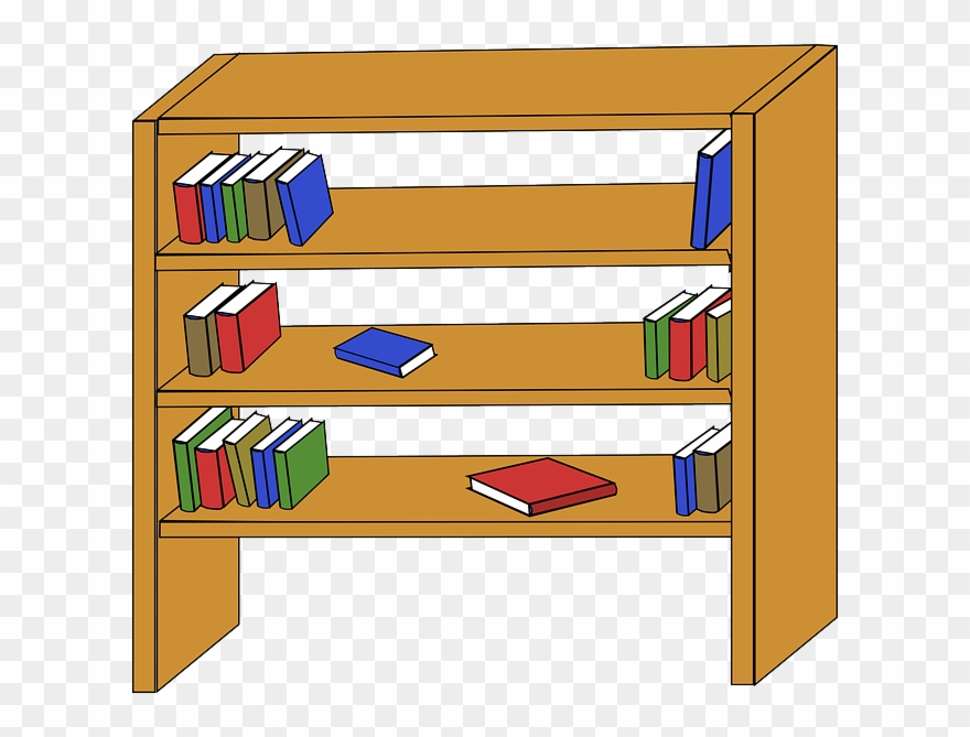 A bookcase clipart clip art royalty free library Free Download Bookshelf Clipart Bookshelf Clip Art - Bookshelf ... clip art royalty free library