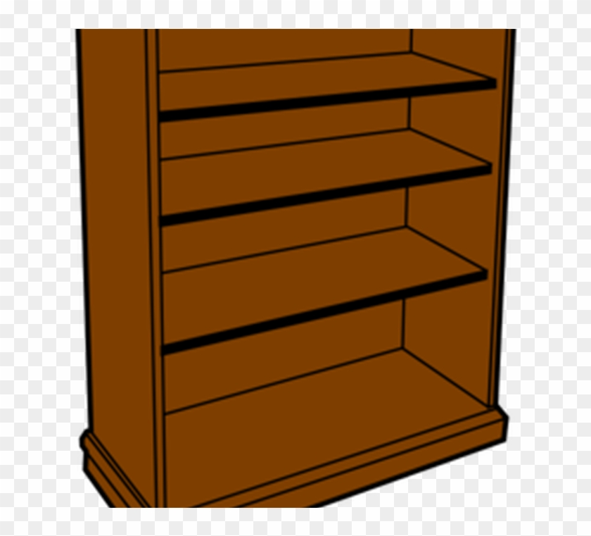 A bookcase clipart image transparent stock Wood Bookcase Clip Art At Clkercom Vector Clip Art - Clip Art - Free ... image transparent stock