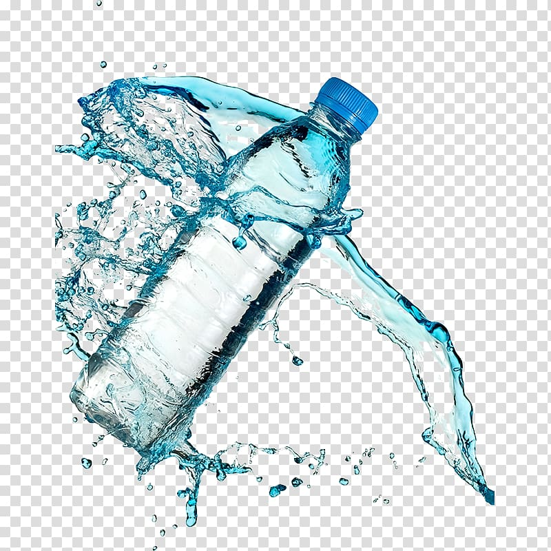 A bottle of ripple clipart vector library library Mineral water Drinking water, Spray,Water ripples transparent ... vector library library