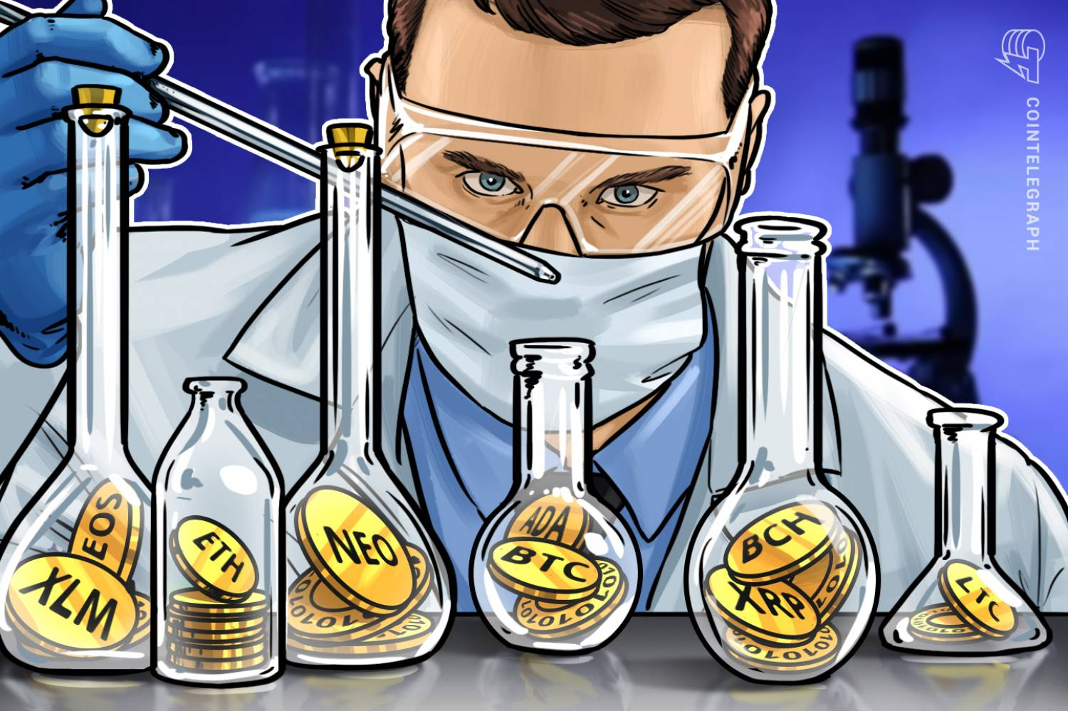 A bottle of ripple clipart picture free download Altcoins With Lightning Network Support picture free download