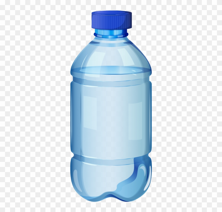 Plastic water bottle clipart clipart free download Water Bottle - Water Bottle Clip Art Transparent - Png Download ... clipart free download