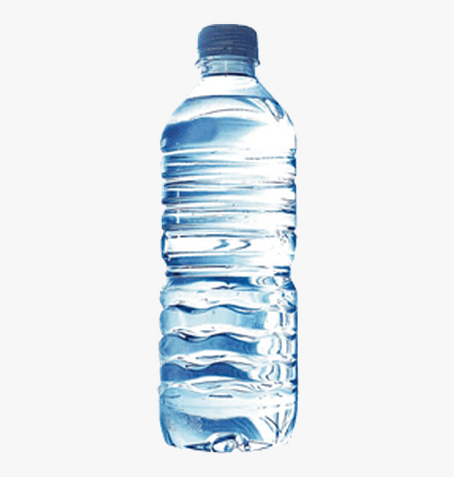 A bottle of water clipart png black and white library Water Bottled Mineral Fizzy Drinks Free Frame - 1 Ltr Water Bottle ... png black and white library