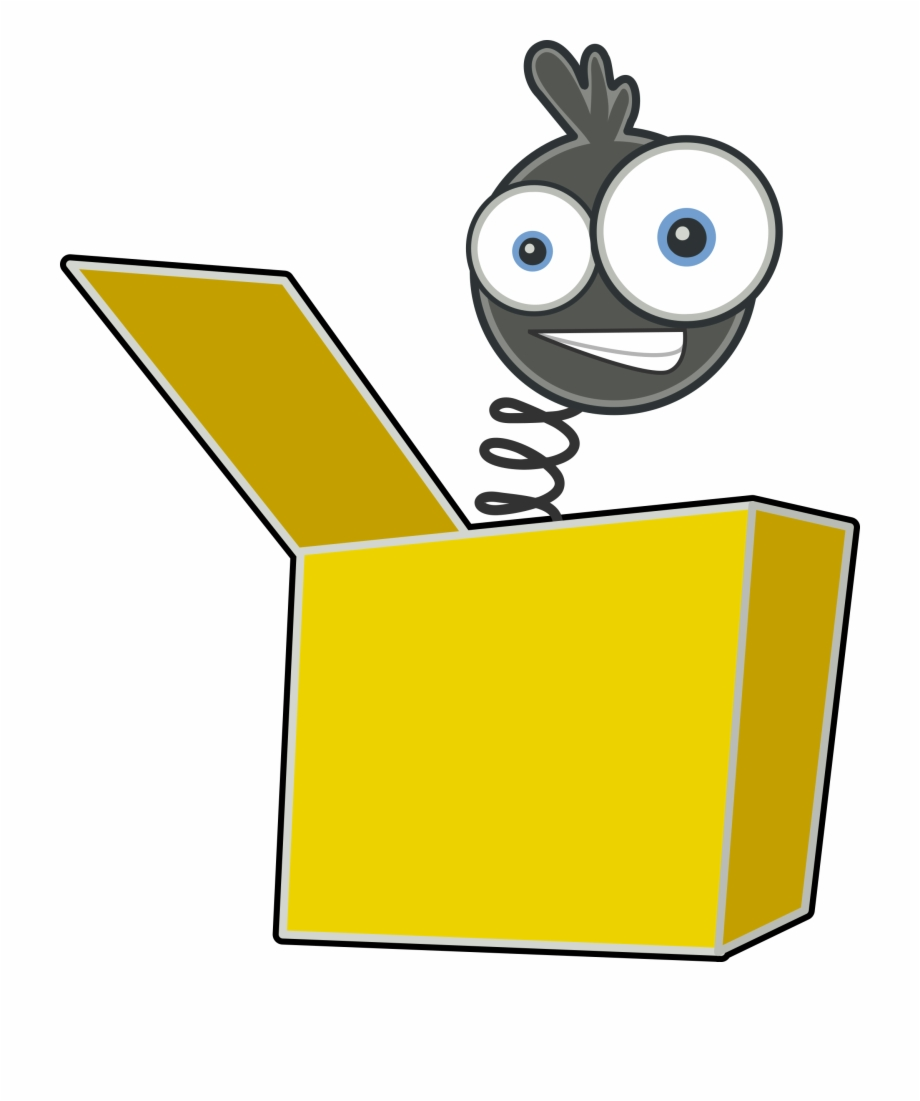 A box for you clipart svg royalty free library We Do Our Best To Bring You The Highest Quality Open-box - Jack In ... svg royalty free library