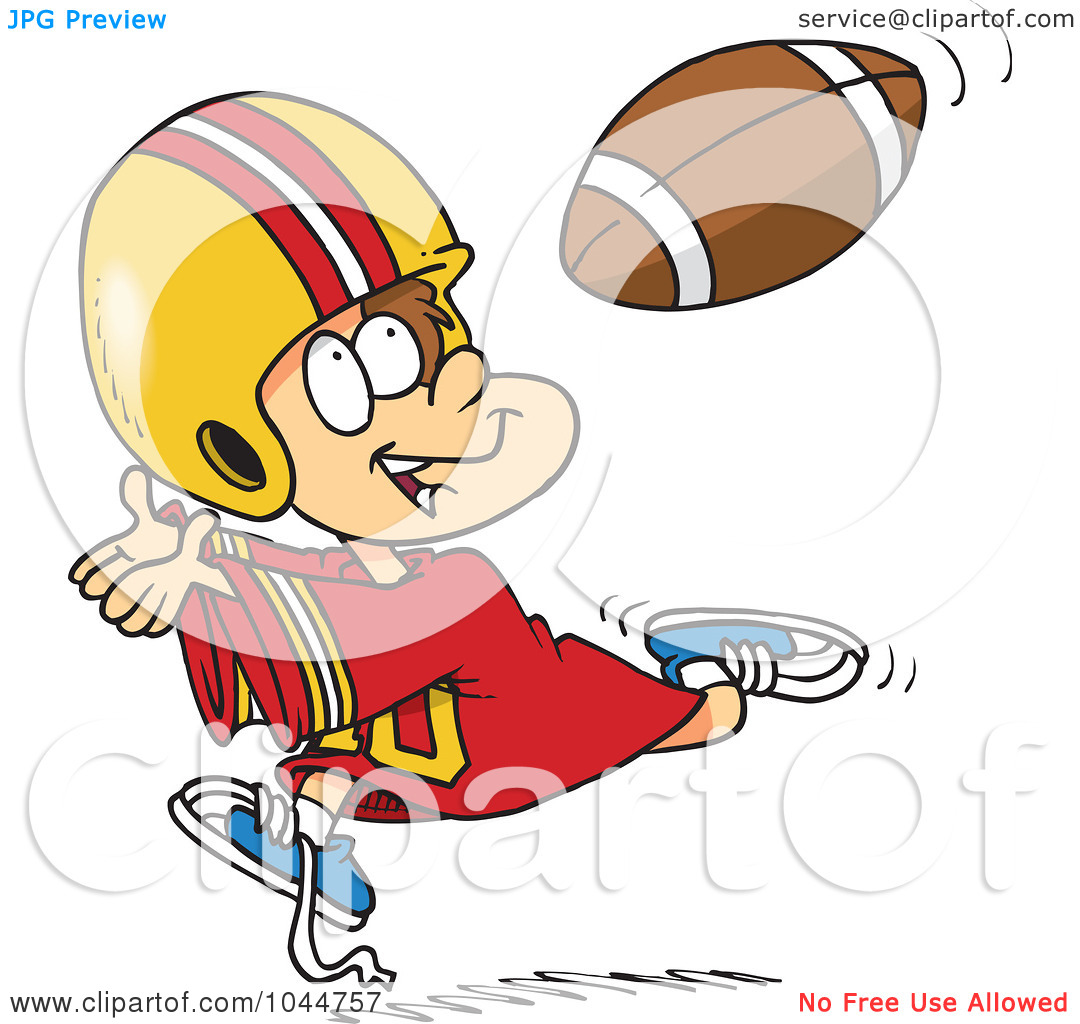 Royalty-Free (RF) Clip Art Illustration of a Cartoon Boy Catching ... clip freeuse stock