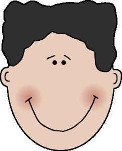 A boy face clipart clip transparent download Boy Face clip art - vector clip art online, royalty free & public ... clip transparent download