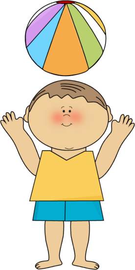 A boy giving a ball to a boy clipart - ClipartFest clip royalty free library