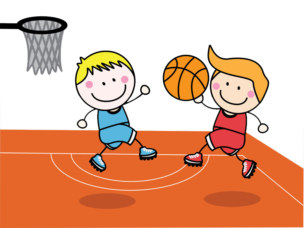 A boy playing basketball clipart image freeuse library Basketball Child Clip art - Boy playing basketball 1000*752 ... image freeuse library
