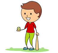 A boy throwing a ball to a boy clipart clip art royalty free stock Free Sports - Baseball Clipart - Clip Art Pictures - Graphics ... clip art royalty free stock
