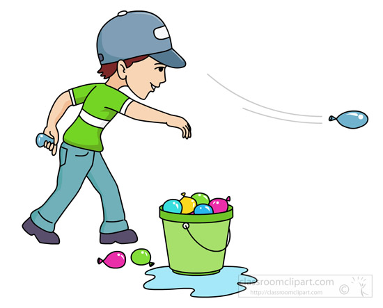 A boy throwing a ball to a boy clipart graphic freeuse download Kids throwing a ball clipart - ClipartFest graphic freeuse download