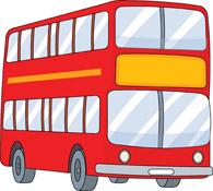 Free Bus Clipart - Clip Art Pictures - Graphics - Illustrations clipart royalty free