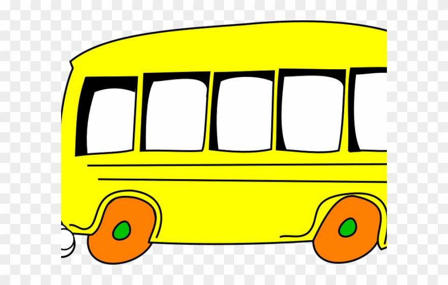 Bus Clipart Bus Trip - Wheels On The Bus Clipart - Png Download ... banner black and white stock