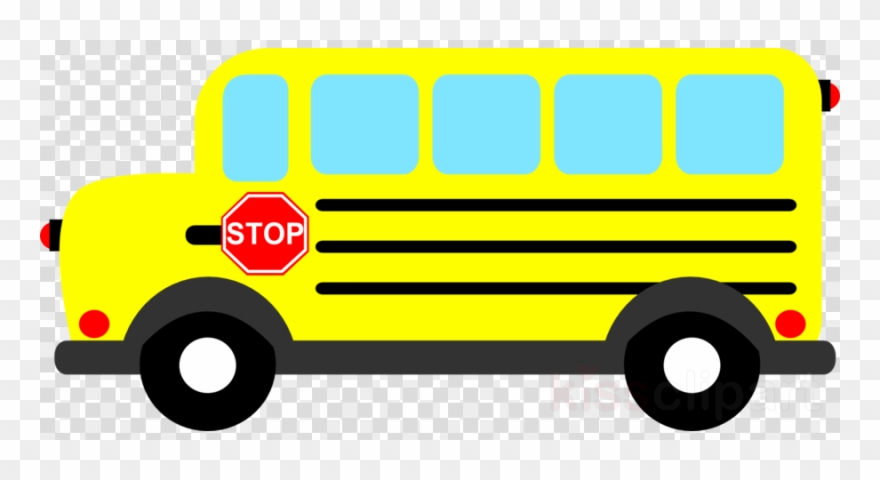 A bus clipart banner library download School Bus Clipart Bus Clip Art - Clip Art Yellow School Bus - Png ... banner library download