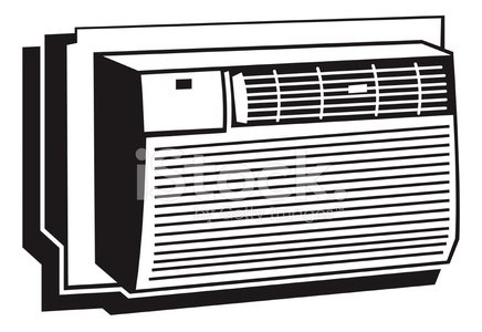 A c clipart image transparent download Window Air Conditioner premium clipart - ClipartLogo.com image transparent download