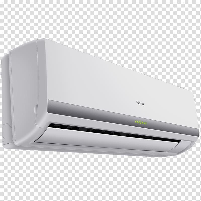 White split-type air conditioner, Air conditioner Air conditioning ... png free download