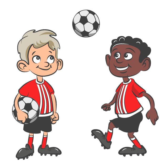 Football player kicker clipart png transparent Alty Mini Kickers | Altrincham FC Community Sports Hall png transparent