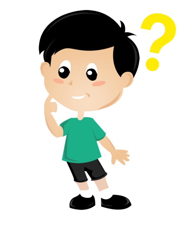 Child thinking clipart clipart images gallery for free download ... jpg library library