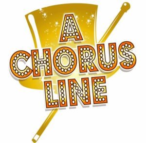 "A chorus line clipart image black and white stock A Chorus Line"" takes center stage at Rabbit Run Theater image black and white stock"