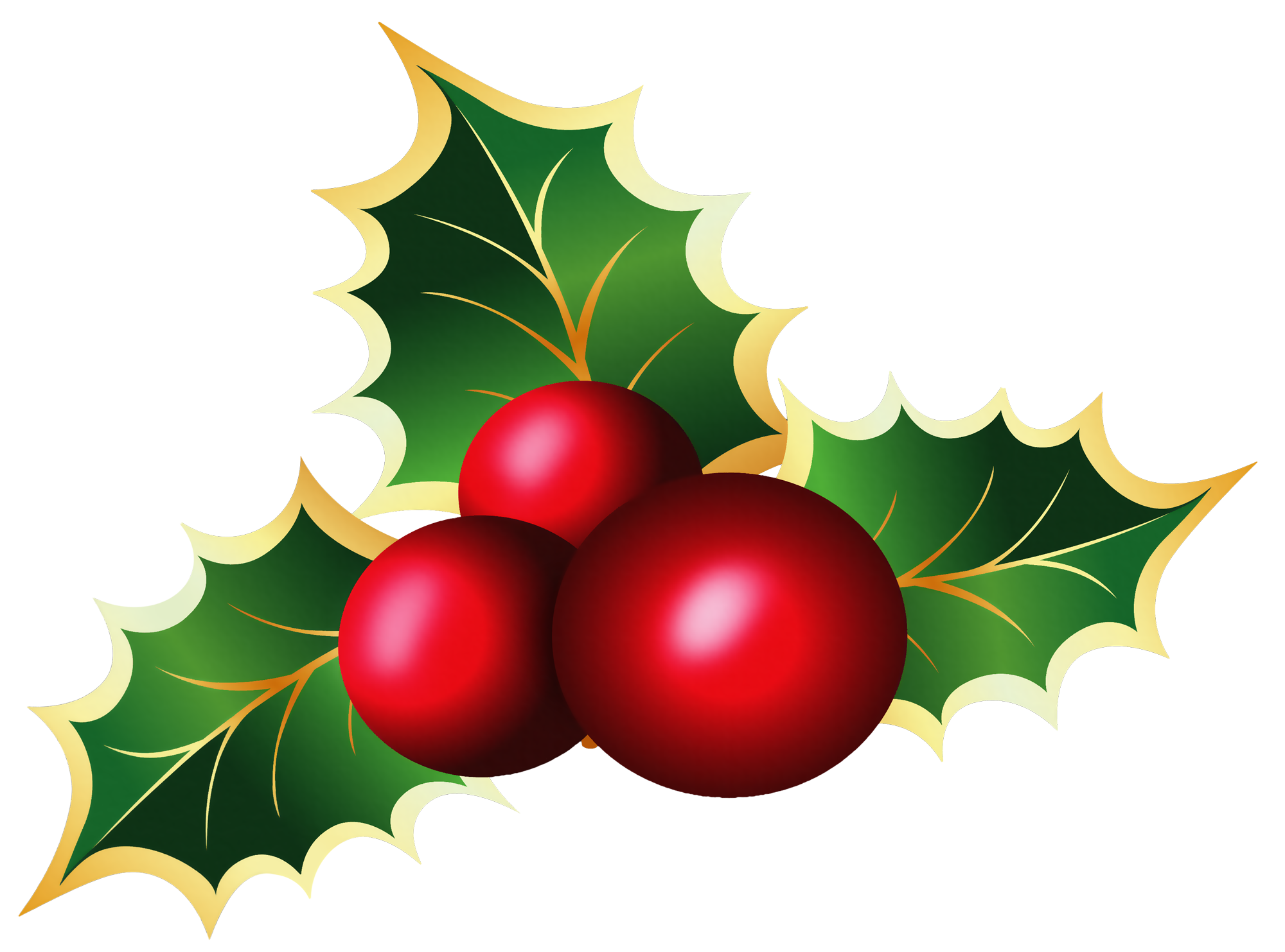 A christmas carol clipart clipart free stock Transparent Christmas Mistletoe PNG Picture   Gallery Yopriceville ... clipart free stock